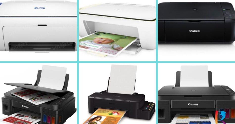 Printer Murah untuk Mahasiswa RekomendasiMerk.com