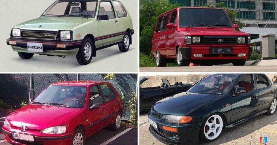 Daftar Mobil Bekas Dibawah 30