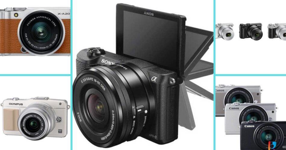 Kamera Mirrorless di Bawah 5 Juta RekomendasiMerk.com