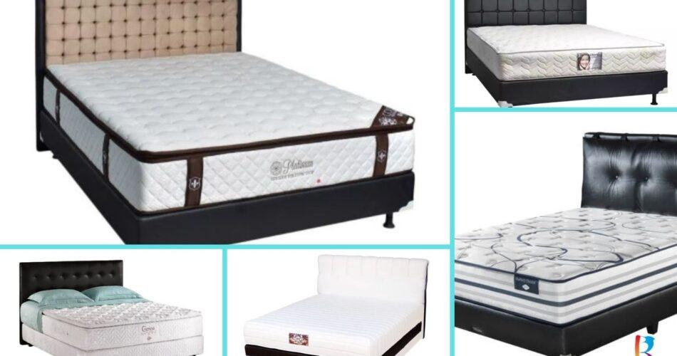 Merk Spring Bed Harga 1 Jutaan RekomendasiMerk.com