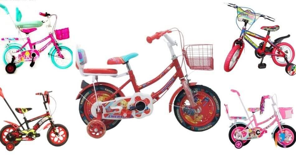 15 Rekomendasi Sepeda Anak di Bawah 500 Ribu yang Awet