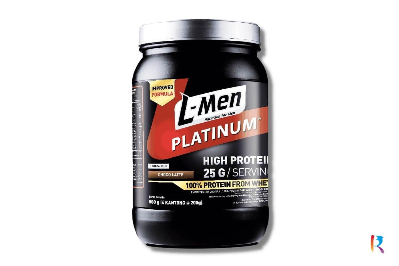 L Men Platinum Suplemen