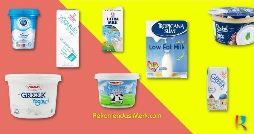 Minuman Rendah Kalori di Alfamart dan Indomaret RekomendasiMerk