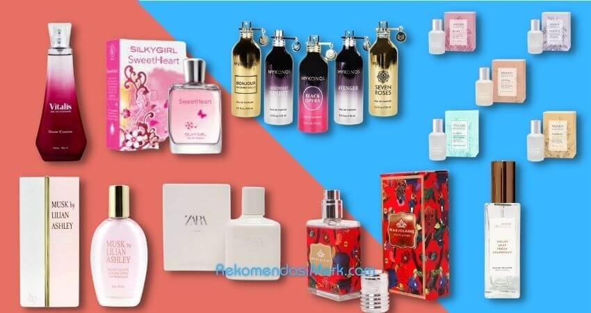 Parfum Murah Tahan Lama dan Wangi RekomendasiMerk
